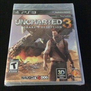 PlayStation Uncharted 3 - Drakes Deception for PS3